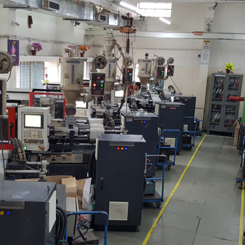 Plastic Injection Moulding/Molding Job Work in Pune